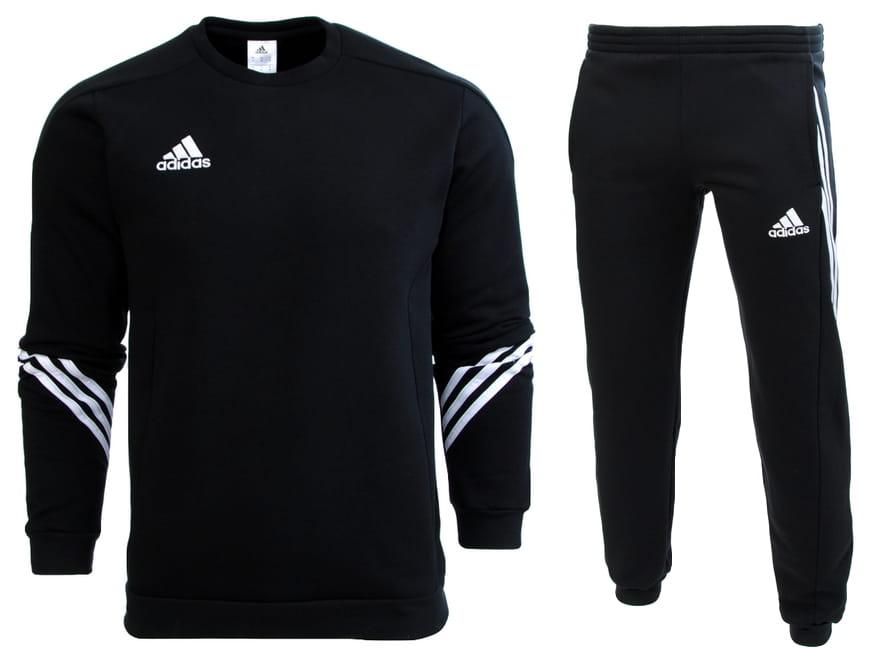 Z jakiego materiału wybrać bluzę sportową adidas?